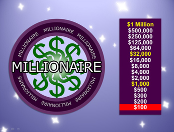 Who Wants to Be a Millionaire PowerPoint
