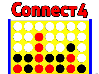Connect Four PowerPoint Game Template