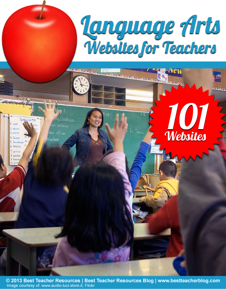 101 Language Arts Websites