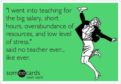 Teacher eCard - Reasons to Teach